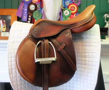 M Toulouse Saddles