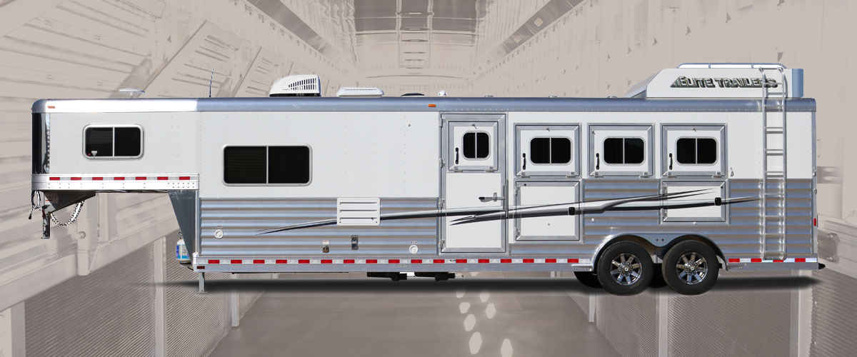 top Horse Trailers with Living Quarters