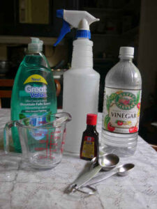 Homemade Horse Fly Spray With Pine Sol